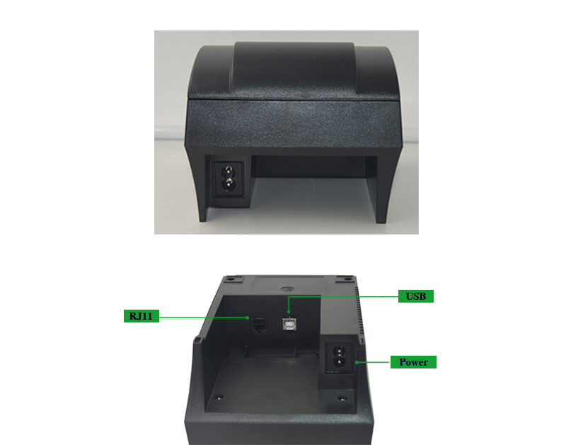 ZJ-5890K Thermal Printer